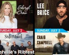 Naperville Ribfest (2016) Musical Lineup